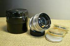 JUPITER - 3.  F1,5 /50mm USSR /Russian lens M39 for RF camera (416)