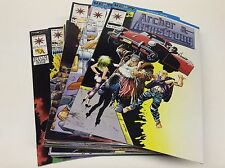 ARCHER & ARMSTRONG #1-26 (VALIANT/SHOOTER/BWS/03181) NEAR FULL SET OF 25