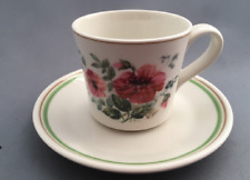 Royal Albert rougefield Tea Cup e Piattino