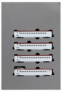 KATO N Scale E6 Series Shinkansen Komachi 4-Car Set 10-1567 Train