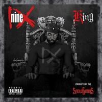 NINE & SNOWGOONS - KING (LP BLACK)   VINYL LP NEW
