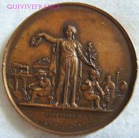 MED8070 - MEDAILLE ECOLE DES ARTS DECORATIFS CONCOURS 1882