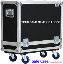 ATA Safe Case Fender Vibro-King VibroKing WITH YOUR LOGO!
