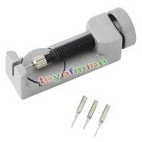 Metal verstellbare Band-Reparatur-Werkzeug-Uhrenarmband Bügel Link Pin entfernen