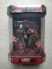 McFarlane Movie Maniacs Freddy Krueger Vs Jason Voorhees Box Set! New!