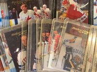 1995 Swedish Semic Wien World Championships Hockey Cards - Pick Your Card Packs