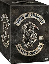 Sons of Anarchy: La Serie Completa (30 DVD) - ITALIANO ORIGINALE SIGILLATO -