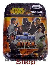 Topps Star Wars - Force Attax Serie 3 - Mini Tin Box mit Limitierte Karte
