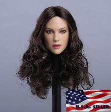 "1/6 Monica Bellucci Head Sculpt For 12"" Hot Toys Phicen Female Figure IN STOCK"