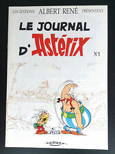 le Journal D'Astérix N° 1 ETAT NEUF