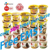 32 kinds Healthy Cup Rice Korean hot Kimch BBQ Prepared Food Ready to eat meal