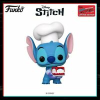 Funko Pop Vinyl Stitch - Disney Lilo & Stitch NYCC 2020 Shared Sticker PRE ORDER