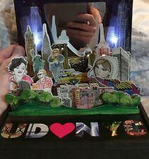 """BIG SALE BNIB URBAN DECAY NYC, BOOK OF SHADOWS 3,THE BIG APPLE""""S FINEST"""