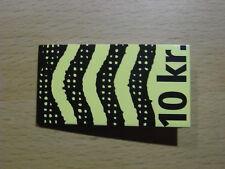 Denmark - 10 Kr stamp booklet - C25 MNH