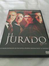 El Jurado Pelicula Dvd