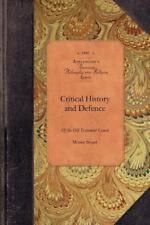 Amer Philosophy, Religion: Critical History and Defence of the Old Testament...