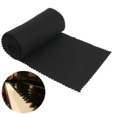 Black Soft Piano Keyboard Dust Cover,  Protective Dust Cover Key Cover 119cm New