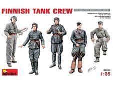 Miniart 35222 1:35th échelle Finlandais Tank Crew