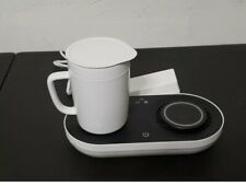 Nomodo Trio Wireless Qi-Certified Fast Charger with Mug Warmer & Drink Cooler