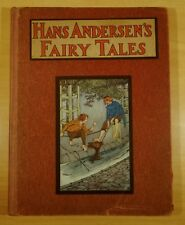 Hans Andersen's Fairy Tales c1917 Illustrated by Helen Stratton HC