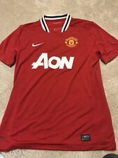 Nike Manchester United Soccer Jersey Mens L