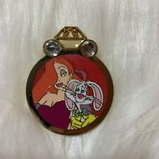Disney Couples Jessica & Roger Rabbit Reveal Conceal Mystery Limited Release pin