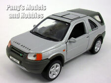 Land Rover Freelander 1/32 Scale Diecast Metal Car Model - SILVER