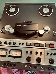 Teac A-6600. UNDER SERVICE: Booking available.