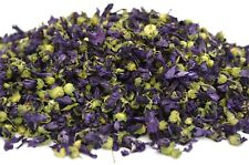 Blue Mallow, Dried Flowers Natural Blue Tea, Natural Confetti Crafts TOP QUALITY