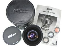 Nikon 15mm f3.5 Ais  #187846 .........  W/Case,4 filters Set,Caps