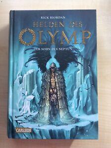 Helden des Olymp - Der Sohn des Neptun, Band 2, gebundene Ausgabe