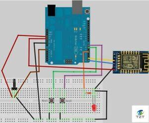 D1 mini-Mini NodeMcu 4 Mt bytes Lua WIFI  ESP8266 ESP-12 IOT WLAN WiFi Ardui IDE
