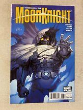 VENGEANCE OF MOON KNIGHT #6 NM 9.4 LEINIL FRANCIS YU COVER ART