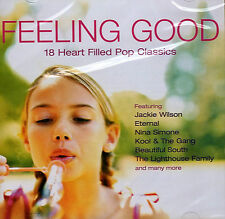 Feeling Good 18 Tracks NINA SIMONE, BEAUTIFUL SOUTH, BOB MARLEY, ETERNAL ++  NEW