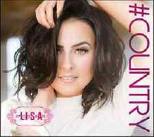 LISA MCHUGH #COUNTRY CD (FEATURING HIGH COTTON) - NEW RELEASE AUGUST 2016