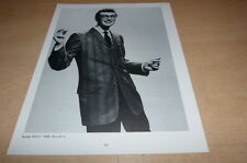 BUDDY HOLLY !!!!!!!!!VINTAGE !!!FRENCH!!!! Mini poster  !!!