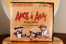 Amos n Andy 50's TV 77 Shows Digitally Restored All 4 Seasons