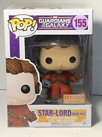 Pop! Marvel: Guardians of the Galaxy - Star-Lord Mixed Tape - Box Lunch #155