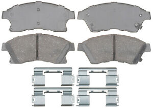ACDelco 17D1522CH Front Brake Pad Set For Select 10-17 Cadillac Chevrolet Models