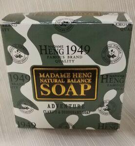 Madame Heng SOAP Natural Balance Adventure clarify & Deodorant soap 150 g.