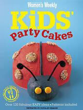 ~NEW AUSTRALIAN WOMEN'S WEEKLY KIDS PARTY CAKES - PATTERN SHEET~