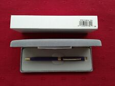 Vintage Zippo Purple Pen Writing Instruments in Box