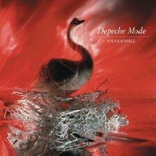 Depeche MODE-speak and spell CD 12 tracks international pop NEUF