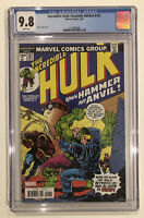 Incredible Hulk: Facsimile Edition #182 CGC 9.8 WOLVERINE 2020