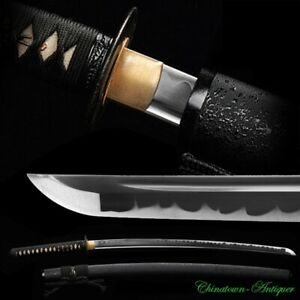 Japanese Iaito Practice Samurai Training Katana Iaido Sword Unsharpen #3432