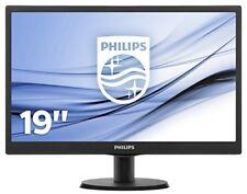 Écrans d'ordinateur PC Philips 1366 x 768