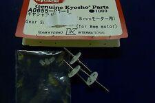 KYOSHO INGRANAGGIO PER MOTORE 8 MM GEAR SHAFT FOR 8 MM MOTOR  ART A0655-05-1