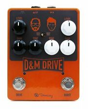 Keeley Electronics D&M Drive & Boost pedal