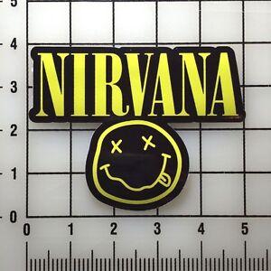 """Nirvana 5"""" Wide Vinyl Decal Sticker BOGO"""