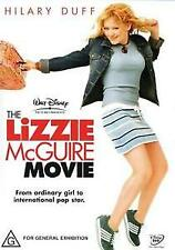 The Lizzie McGuire Movie DVD [New/Sealed]